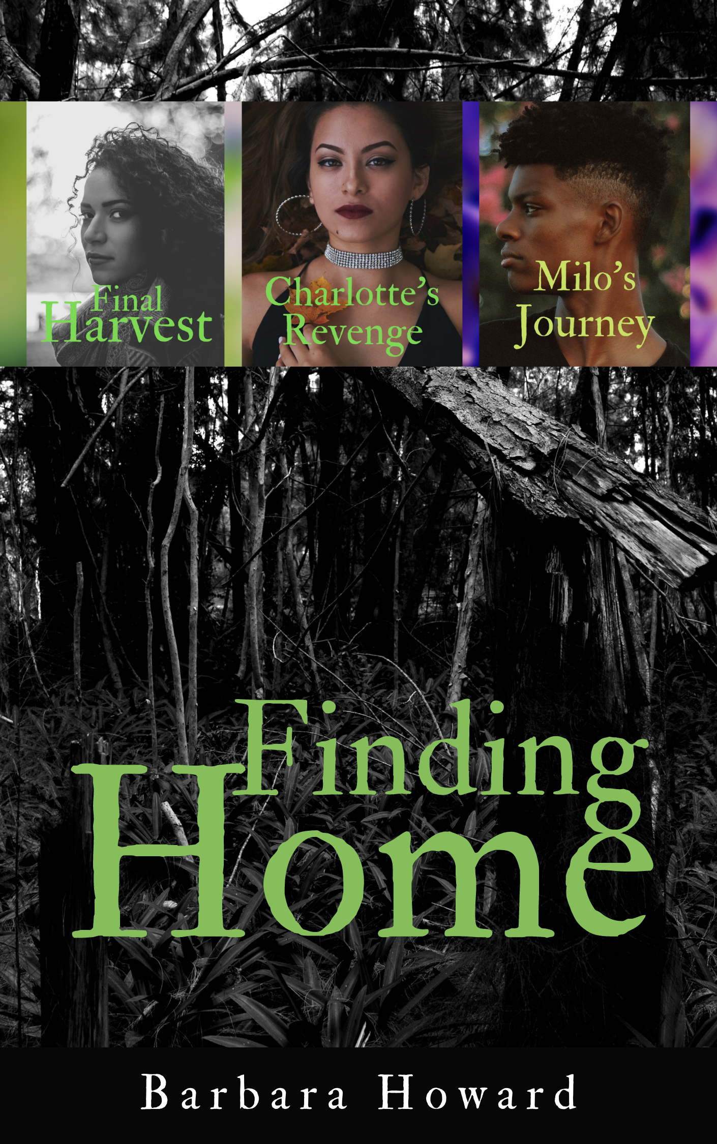 Finding Home Kindle Cover
