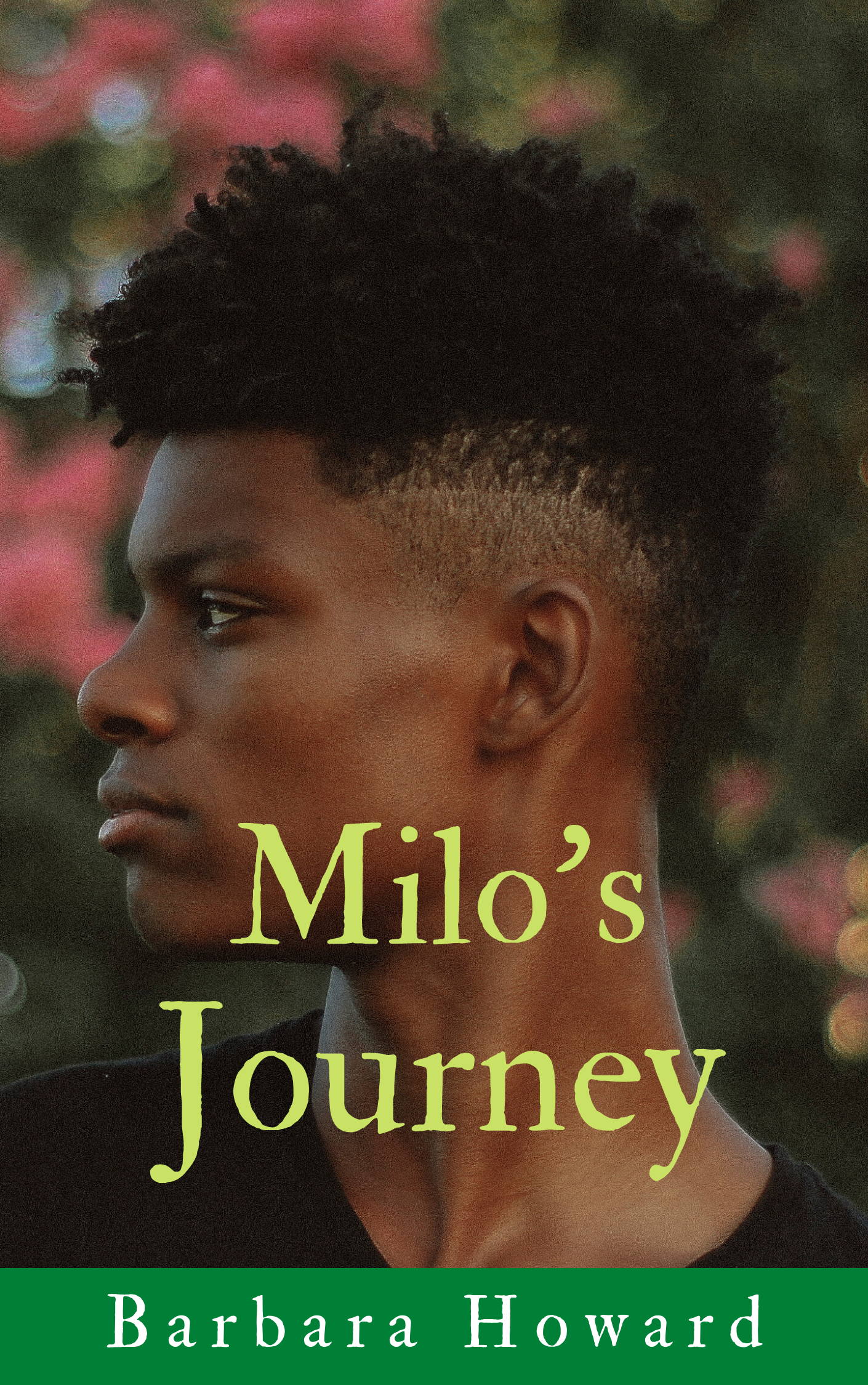 Milo's Journey Kindle Cover